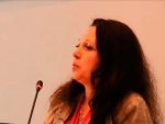 Zola Kondur - Roma Woman Speech - OSCE Gender Equality Review Conference 2014