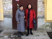 Roma families displaced by the war in eastern Ukraine face a double bind of poverty and discrimination